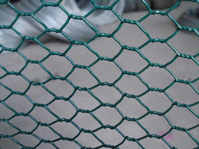 Mild Steel Hexagonal Mesh For Chicken Wire Fencing